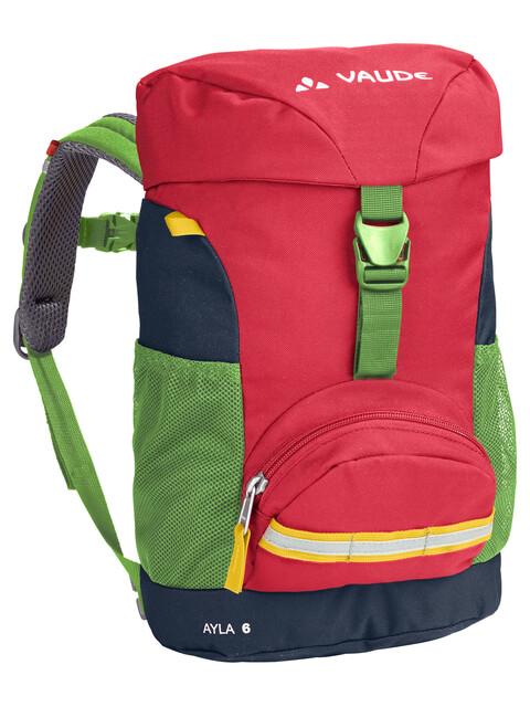 VAUDE Ayla 6 Backpack Kids marine/red